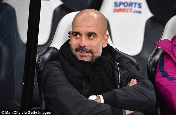 Hình ảnh: Pep Guardiola sẽ cân bằng kỷ lục cá nhân tối nay