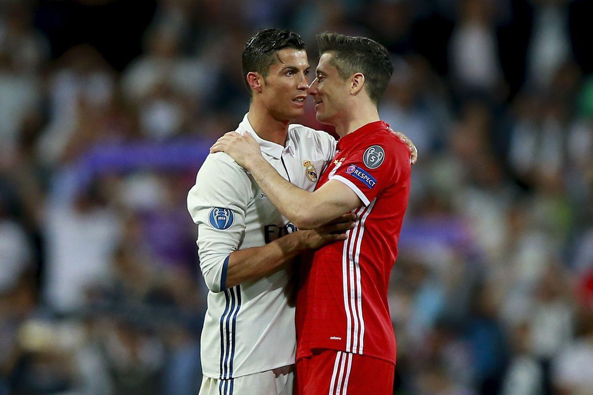 hình ảnh: Lewandowski sẽ sát cánh cùng Ronaldo mùa tới?