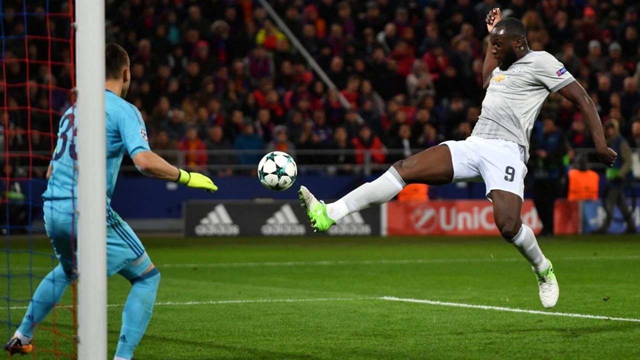 HÌNH ẢNH: Cũng phải lưu ý rằng Lukaku đang là tiền đạo ghi nhiều bàn nhất cho MU ở Champions League mùa này!
