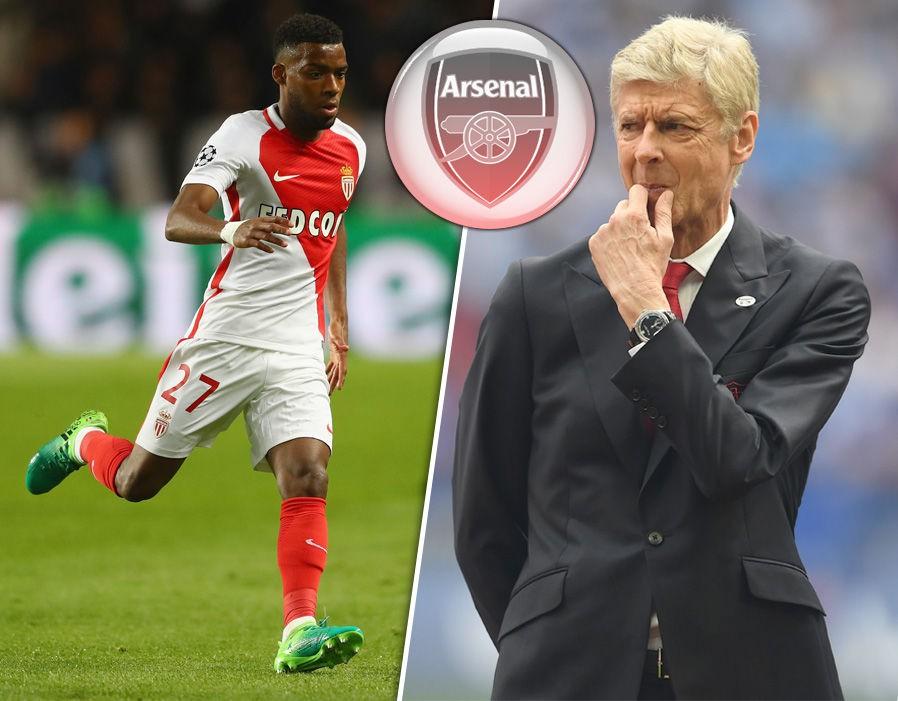 Hình ảnh: Wenger rất muốn đưa Lemar về thay Sanchez