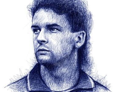 Hình ảnh: Với Firenze, Baggio là một di sản lãng mạn