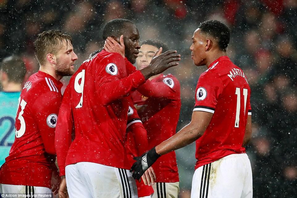 Hình ảnh: Lukaku sẽ lấy lại hiệu suất ghi bàn ấn tượng như đầu mùa với 11 bàn/10 trận, ở các trận đấu sắp tới?
