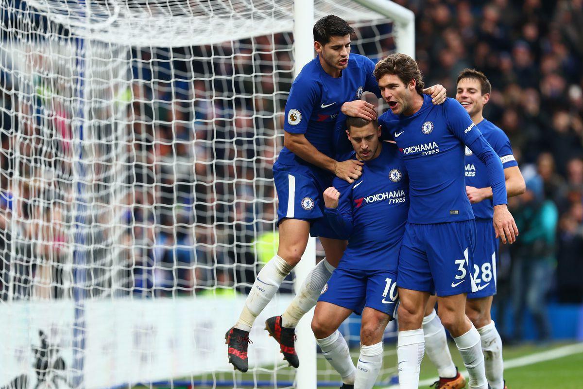 Hình ảnh: Hazard sẽ tìm lại cảm giác ghi bàn cuối tuần này?