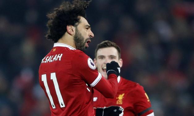hình ảnh: Liverpool quát giá Salah khiến Real chùn tay