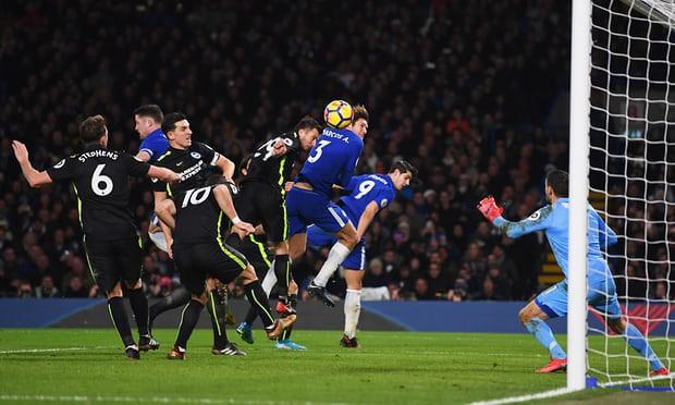 Hình ảnh: Alonso ghi bàn ấn định chiến thắng chung cuộc 2-0 trước Brighton