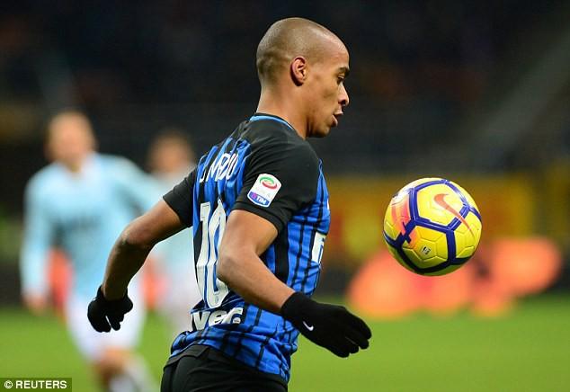 Hình ảnh: Inter sẵn sàng để Joao Mario đến MU