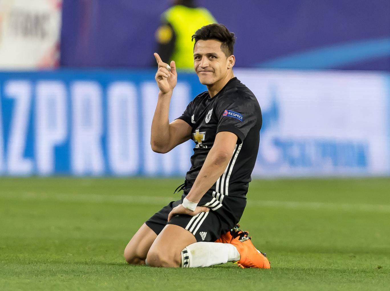 Hình ảnh: Tờ Independent nhận xét ''Sanchez vẫn chưa tìm thấy vị trí tốt nhất để tỏa sáng trong đội hình MU''