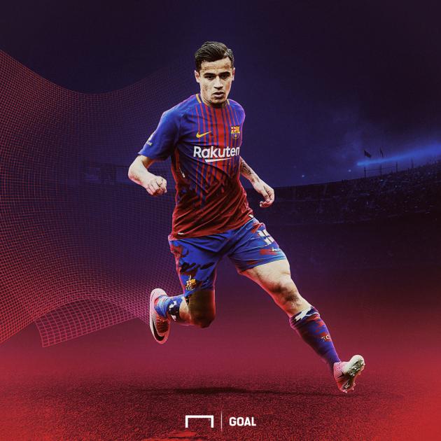 Hình ảnh: Coutinho thành người của Barca ngay trong tuần đầu thị trường chuyển nhượng mùa Đông mở cửa?
