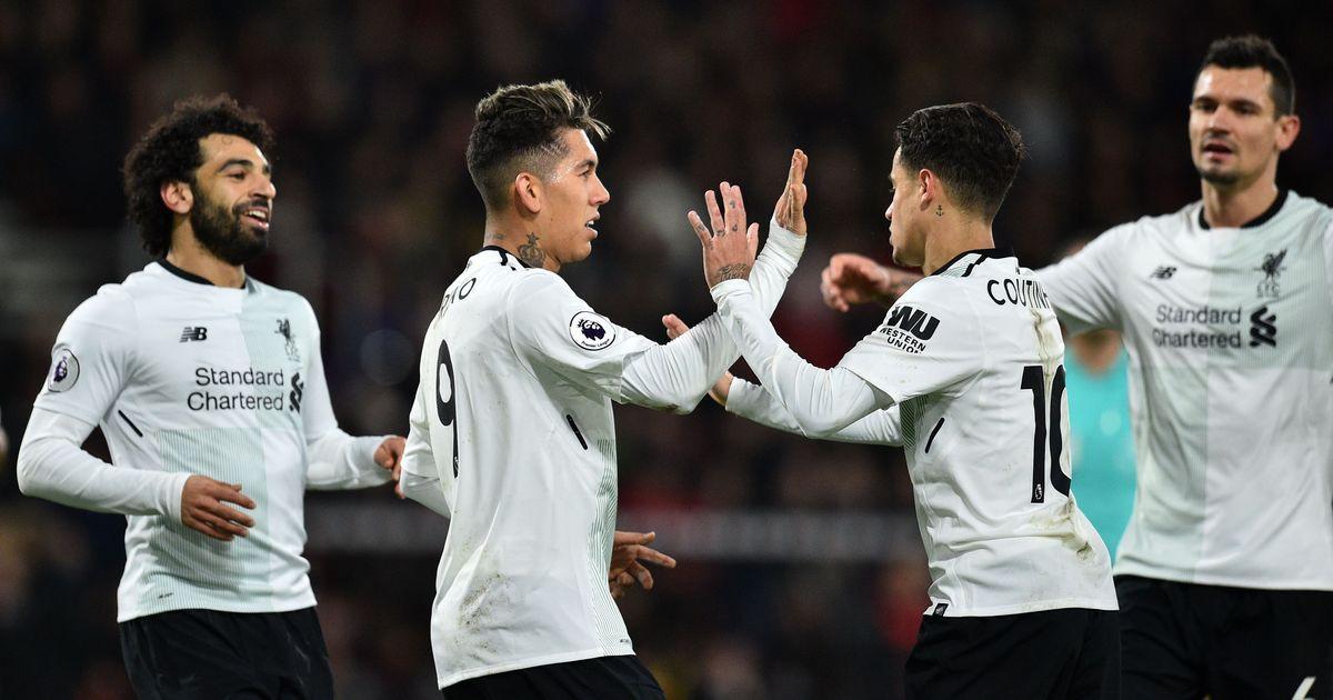 Hình ảnh: Trên sân khách Liverpool cũng đạt hiêu suất ghi bàn cực tốt