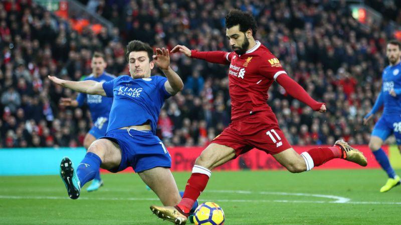 Hình ảnh: Salah đã lập kỳ tích ghi bàn + kiến tạo khó tin sau 21 vòng đầu tiên ở giải Ngoại hạng