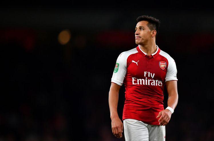Hình ảnh: Sanchez sẽ sớm cập bến Man City?