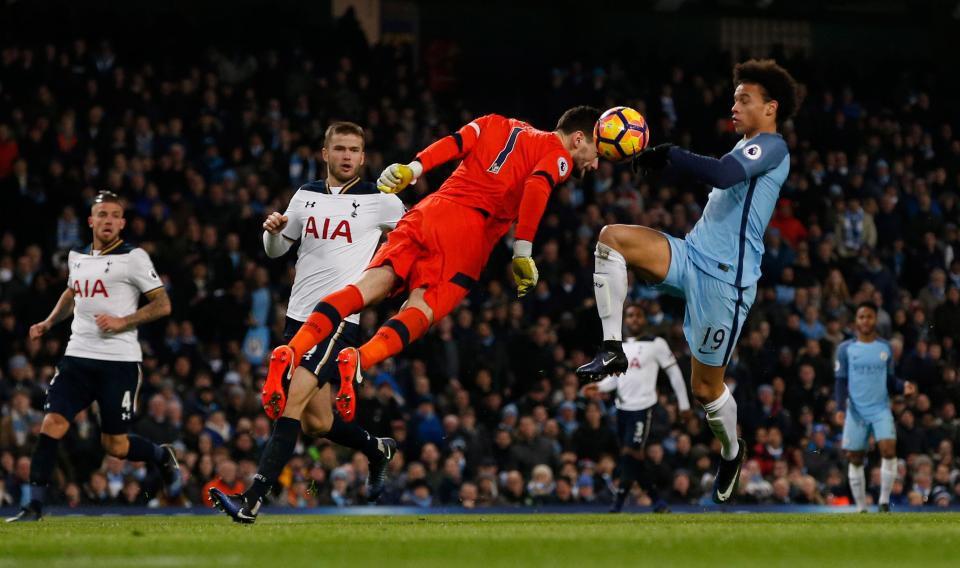 Hình ảnh: Con số trung bình hơn 4 bàn/trận hứa hẹn cuộc so tài Man City - Spurs sẽ rất hấp dẫn