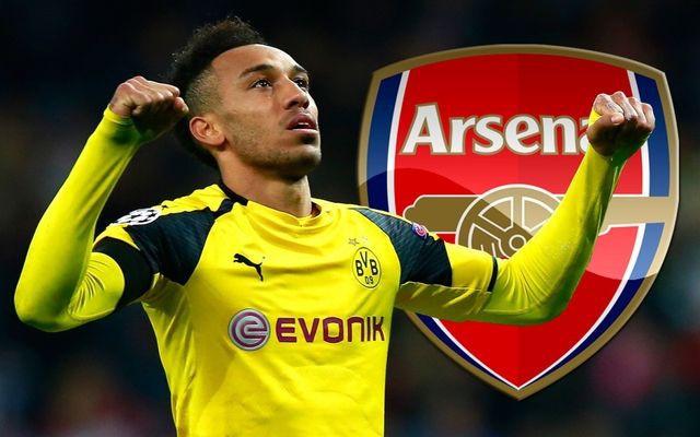 Hình ảnh: Aubameyang sẽ chuyển tới Arsenal trong 48 giờ tới