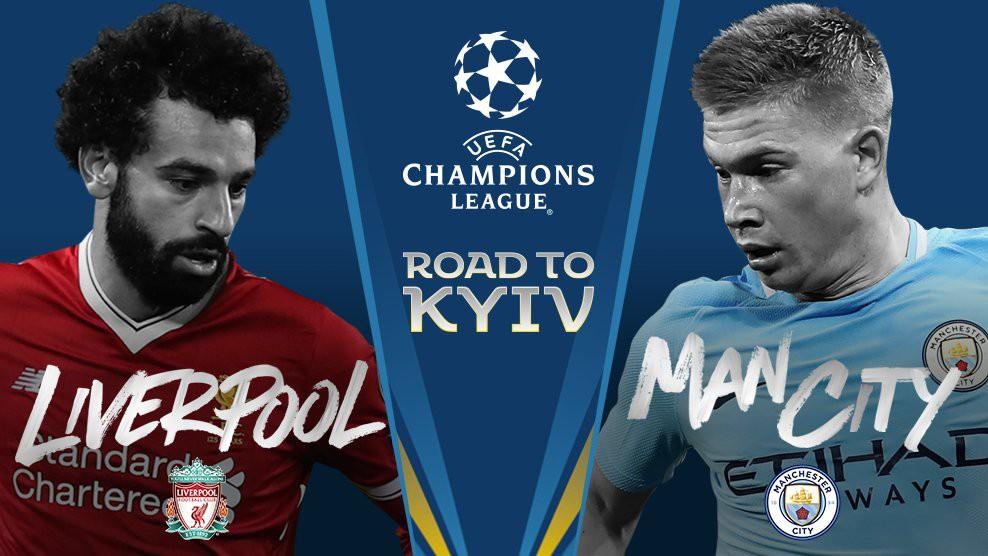 hình ảnh: Liverpool và Man City sẽ phải huynh đệ tương tàn