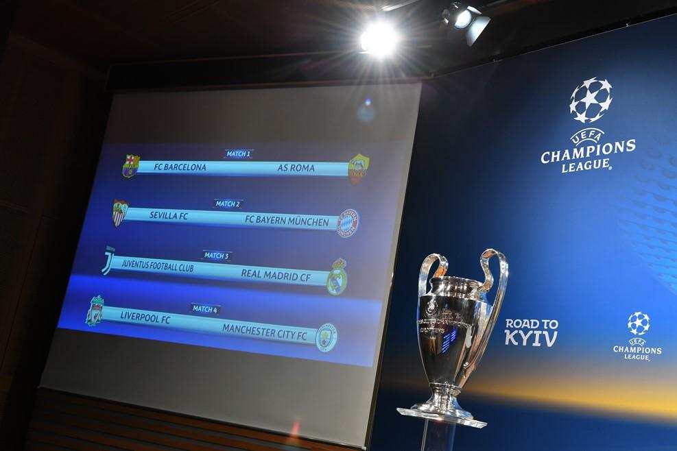 hình ảnh: Hầu hết các nhà cái đều chọn Barca, Man City và Bayern là những ứng viên vô địch nặng ký nhất