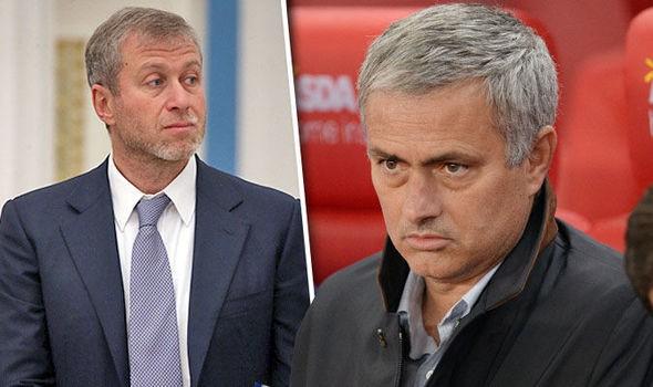 Hình ảnh: Abramovich từng sa thải Mourinho hồi 2015 cũng sau khi Mou đòi ''bỏ phiếu tín nhiệm''