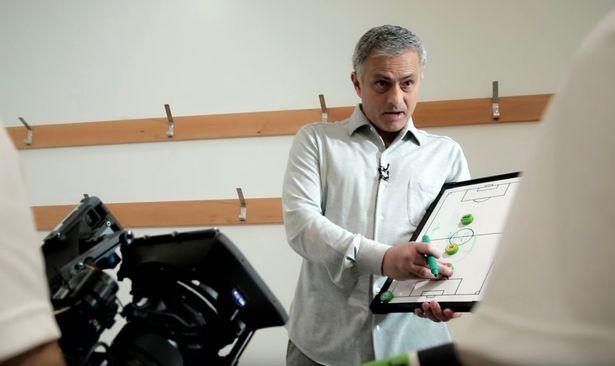 Hình ảnh: Mourinho sẽ tham gia bình luận, phân tích chiến thuật ở World Cup Hè này