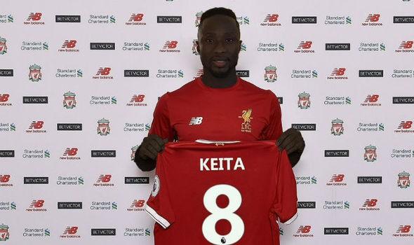 Hình ảnh: Keita sẽ đến Anfield trong tháng tới?