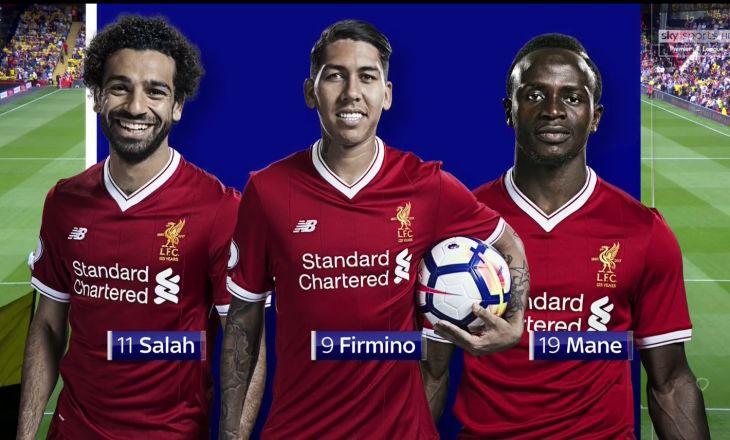 hình ảnh: Liverpool quyết giữ chặt những ngôi sao tấn công hiện có