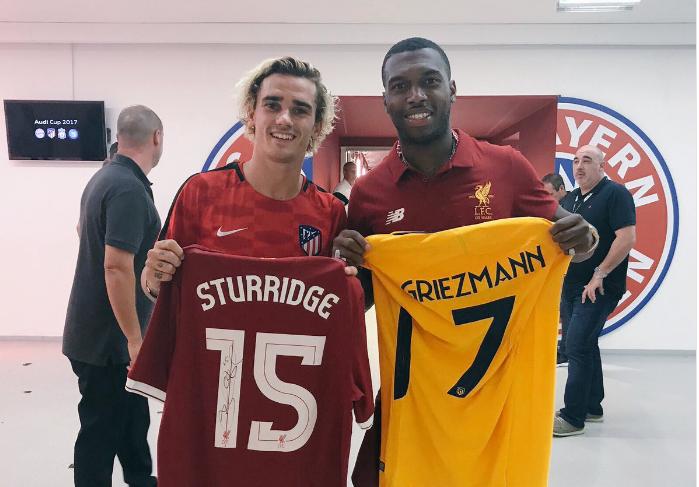 Hình ảnh: Liverpool sắp bán tiếp Sturrigde để đón về ''bom tấn'' Griezmann