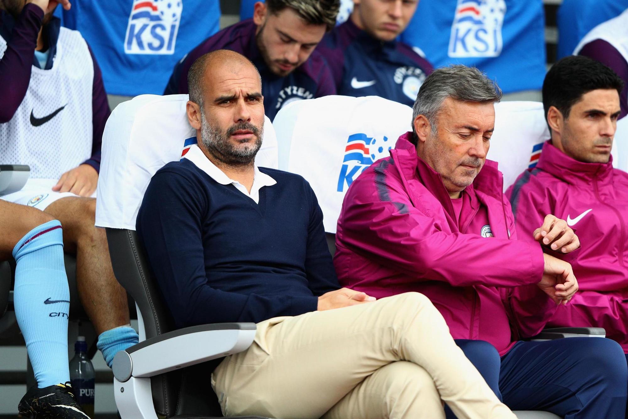 Hình ảnh: Man City cũng đã chào mời lương siêu khủng để giữ chân Pep