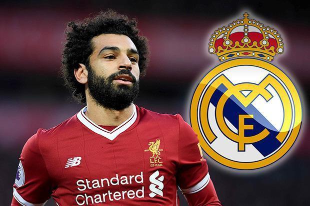 Real quyết thay máu hàng công với Salah và những ngôi sao mới