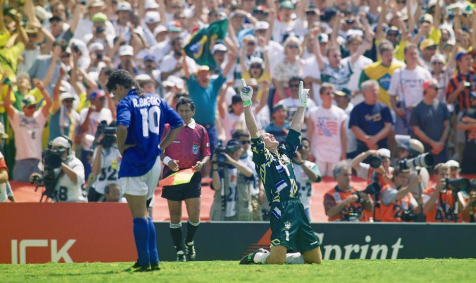 Hình ảnh: Ngay cả khi thất bại, những gì gắn với Baggio cũng là hình ảnh bất tử
