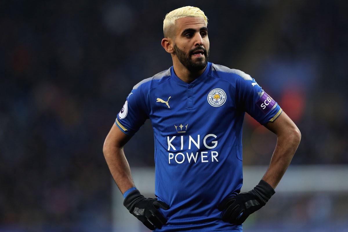 Hình ảnh: Mahrez đang quyết tâm rời Leicester và sớm nhất là trong Hè này