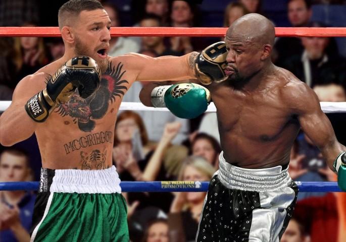 McGregor đã sẵn sàng hạ đo ván Mayweather ngay trên sàn Boxing?