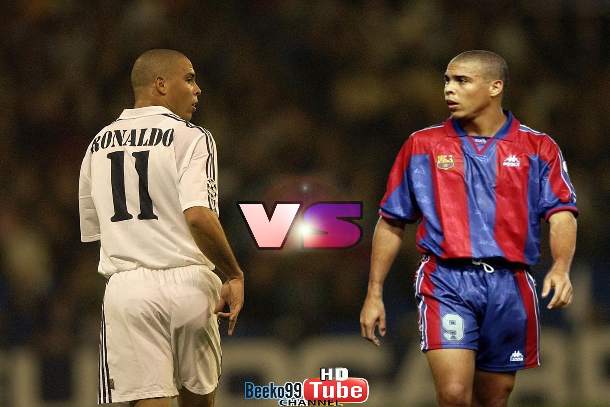 Hình ảnh: Ronaldo trở lại Liga khoác áo Real Madrid sau này