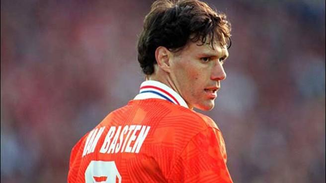 Hình ảnh: Sự nghiệp Van Basten bị chôn vùi vì chấn thương dù đang ở đỉnh cao