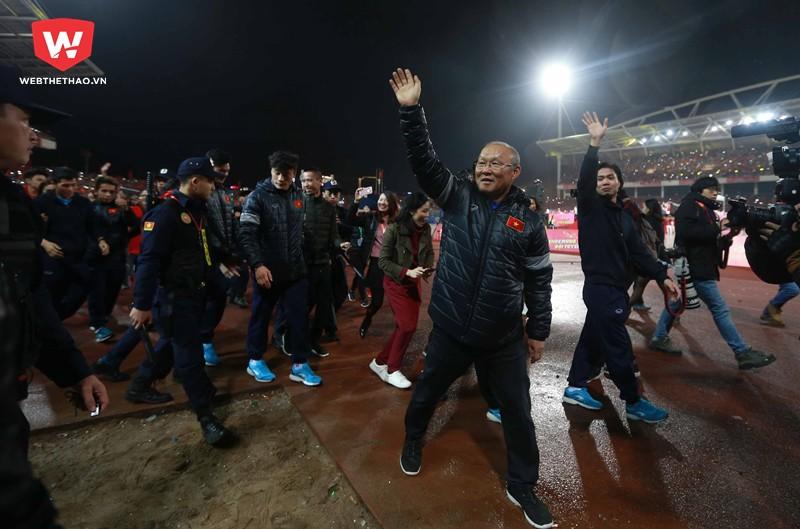 Hình ảnh: Dù U23 Việt Nam không bước lên ngôi cao nhất của giải đấu.