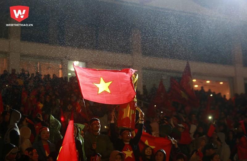 Hình ảnh: Với một lứa cầu thủ tài năng, giấc mơ một ngày bóng đá Việt bước lên đỉnh cao của châu lục sẽ lại được thắp sáng.