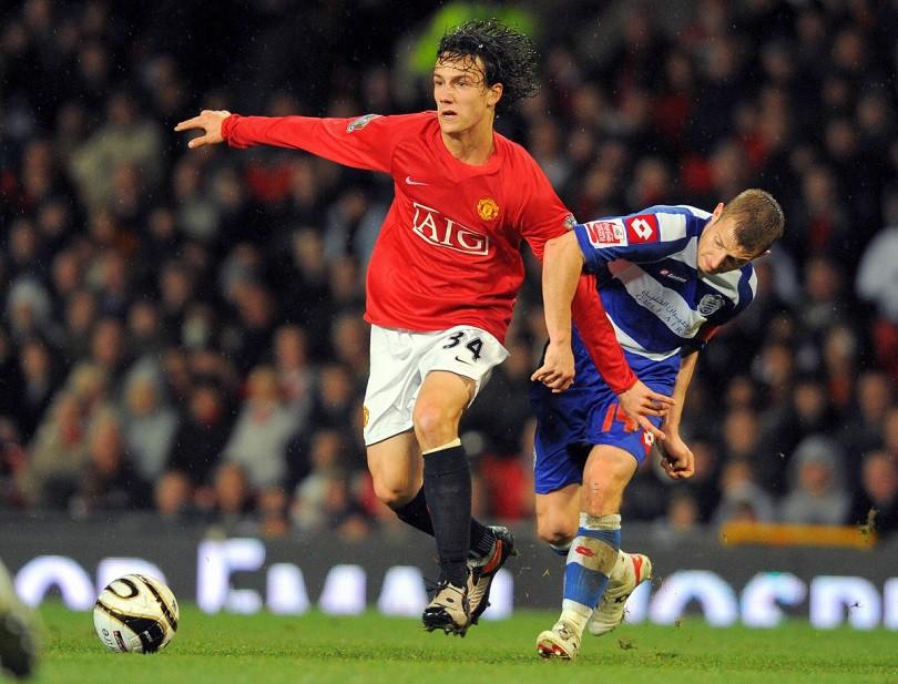 Rodrigo Possebon được coi là một trong những bản hợp đồng thất bại của Sir Alex Ferguson.