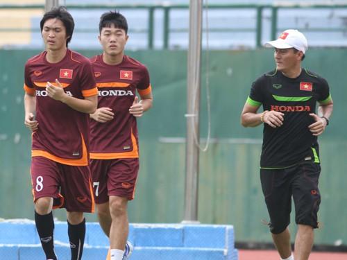 Vì sao HLV Miura chọn 9 cầu thủ HA.GL?