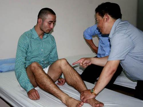 Chấn thương đã ảnh hưởng rất nhiều đến sự nghiệp của Công Minh