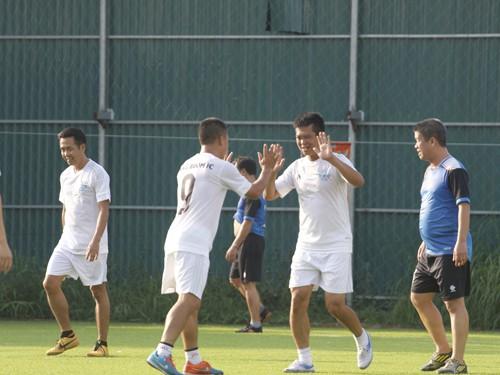 Ký ức phủi: FC Ngân Giang - Một thời để nhớ