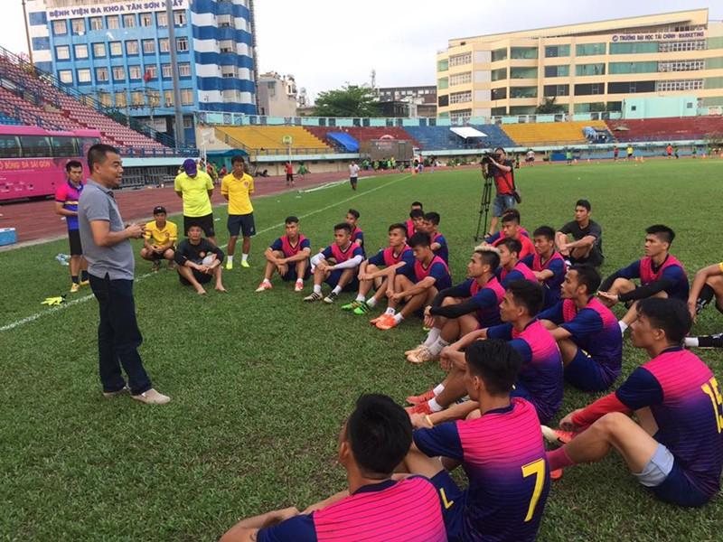 Tân chủ tịch Trần Tiến Đại trở lại làm bóng đá bằng cách tiếp quản đội bóng Sài Gòn.