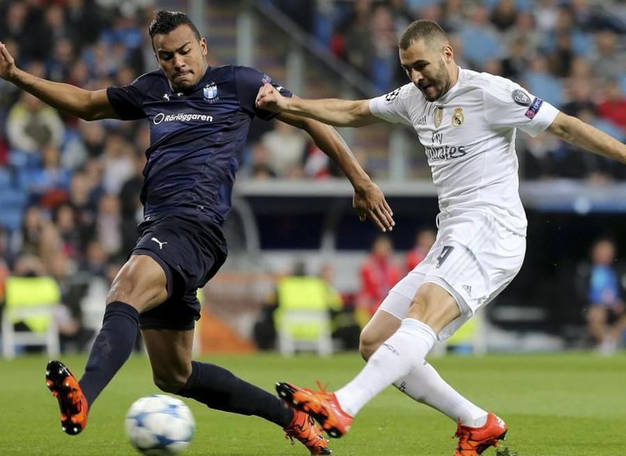 Còn Real Madrid có lẽ sẽ là đội sở hữu chiến thắng đậm nhất ở Champions League năm nay khi đè bẹp Malmo đến 8 bàn không gỡ