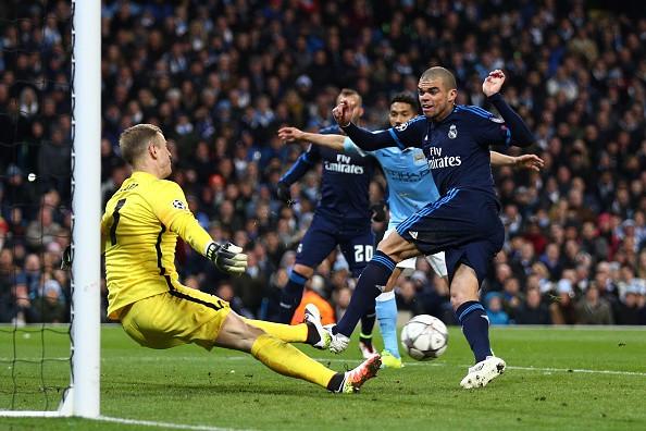 Manchester City cần tập trung tối đa, đặc biệt là những tình huống chống phạt góc