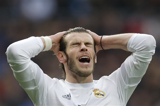 Bale gây thất vọng
