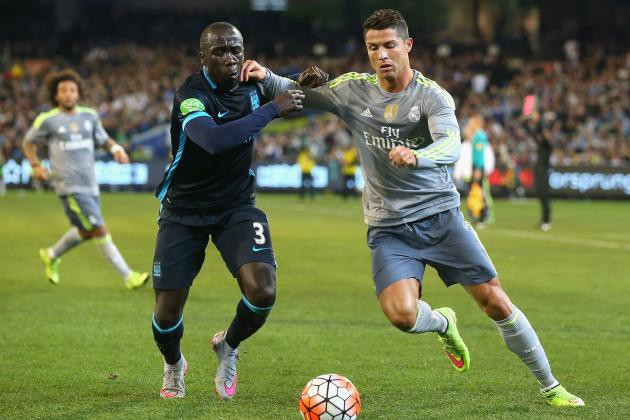 Man City - Real Madrid
