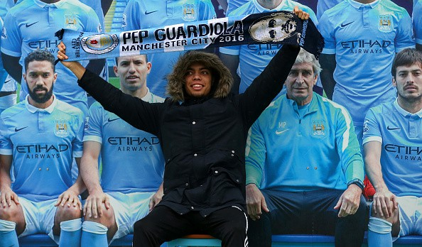 HLV Pep Guardiola - Man City