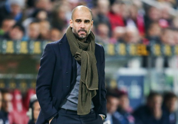 HLV Pep Guardiola