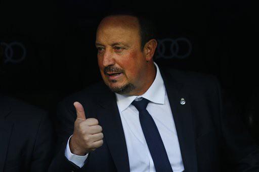 HLV Rafa Benitez