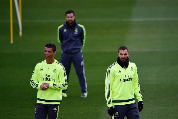 Cristiano Ronaldo - Karim Benzema