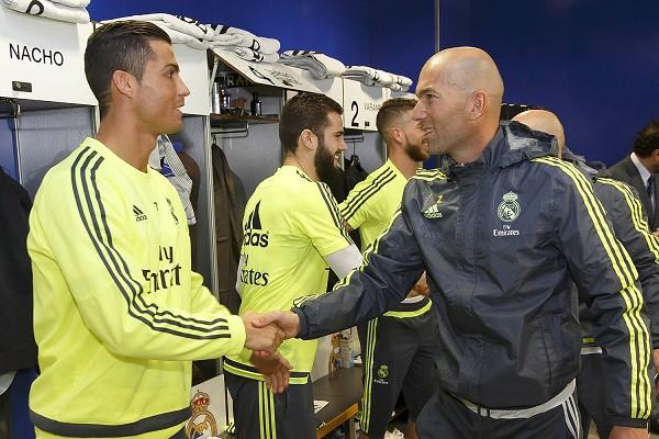 Zidane - Ronaldo