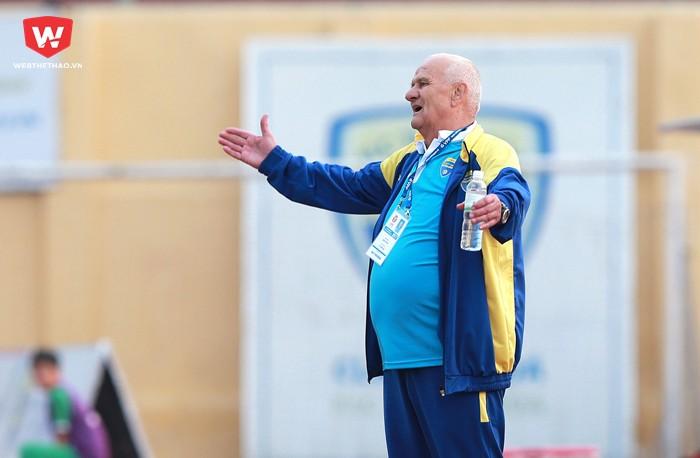 Hình ảnh: HLV Petrovic cho rằng lứa Công Phượng, Văn Toàn của HAGL đủ sức chơi ở châu Âu