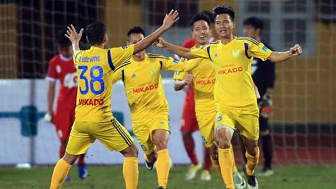 hình ảnh: Trực tiếp bóng đá: Nam Định FC - XSKT Cần Thơ