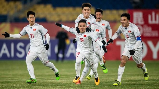 hình ảnh: Chủ tịch AFC muốn ĐT Australia ''noi gương'' U23 Việt Nam